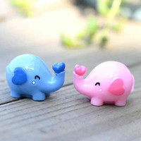 Mini Cute Cartoon Elephant DIY Material Doll Accessories Bon...