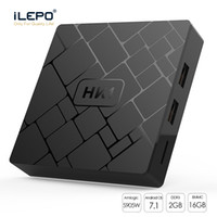 HK1 TV Box Amlogic S905W Quad Core Android 7. 1 Smart TV 2GB ...