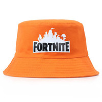 2019 New 7 Colors Fortnite Printed Caps Teenager Fisherman H...