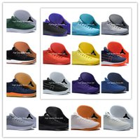 2018 Haute qualité Mens kobe 5 AD Mid Tissage Basketball Chaussures Mens KB 5s Confortable 22 couleurs Sports Mode Taille 40-46