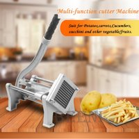 high quality three blades potato cutter commercial french fr...