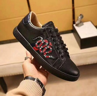 DH885699 New Designer Fashion Snake Print for Love Sneakers ...