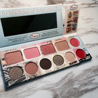 Us In the Balm of Your Hand11 Color Blush eye shadow disc DH...