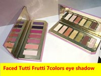 Faced Tutti Frutti Razzle Dazzle pineapple Berry 7 colors Ey...