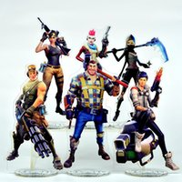 21cm Fortnite Action Figure Acrylic Toys Collection Decorati...