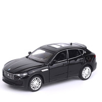 1 32 Scale Maserati SUV Diecast Alloy Model Pull Back Sound ...