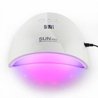 LKE 48W Nail Dryer New Portable 20leds UV Lamp For Curing Al...