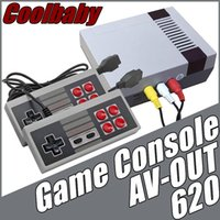 AV-OUT Coolbaby Arrivo Mini TV Console di gioco Video portatile per console di gioco NES con scatole di vendita B-JY