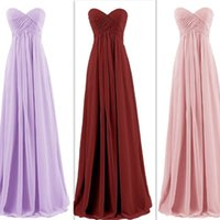 Bridal Ball gown Strapless plus size pink Burgundy Long brid...