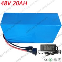No Tax 48V 20AH Lithium ion battery pack 1200W 48V Scooter b...