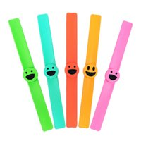 Fashion Clap smile Kids Essential Oil Diffuser Bracelet Men ...