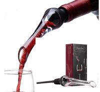 Notícias Águia Vinho Aerador Pourer Premium Aerating Pourer e Decanter Bico Premium Wine Decanter Vinho Aerador Essential Acessórios Tool
