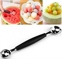 2018 Fruit Spoon Kitchen Gadgets Stalinless Steel Cook Dual ...