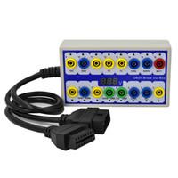 OBDII protocolo de detectores de carro OBD Break Out BOX Breakout ferramenta OBD2 Scanner