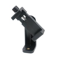 Tripé de montagem de telefone celular clipper suporte vertical smartphone clipe titular 360 adaptador para iphone 7 plus iphone 8