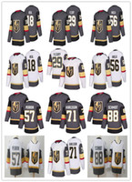2018 Broderie des Chevaliers d'Or 18 James Neal 29 Marc-André Fleury 56 Erik Haula 57 David Perron 71 William Karlsson 88 Maillot de Hockey Schmidt
