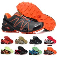Brand Outlet UK Solomons Speedcross 3 CS Trail Casual Shoes ...