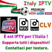 iptv italia For M3U Smart TV Android Enigma2 Free for Medias...
