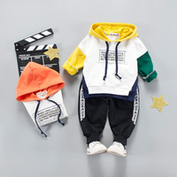 spring autumn Baby Boy Clothes Set Children Clothing Sets Sp...