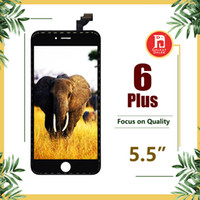 For iphone 6 Plus LCD Display Touch Digitizer Complete Scree...