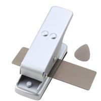 Cose-guitarra profesional plastics ponche selezioni tarjeta hacedor cortador fai da te propia plata