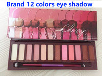 Newest Brand Cherry 12 colors Eye shadow palette Matte shimm...