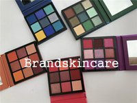 Newest Makeup Beauty Obsessions Eyeshadow Palette shimmer Ma...