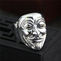 925 sterling silver ring vintage ring mens Thailand silver o...