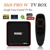 S905W M8S Pro W Google Voice Control Android 7. 1Tv Box Quad ...