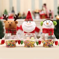 Creative Transparent Candy Canister For Kids Children Cartoo...