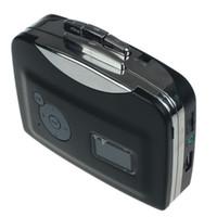 Taşınabilir USB Kaset Kaset PC MP3 Converter Yakalama Kaset Stereo Ses Çalar Kaydedici Ücretsiz Sürücü PC Olmadan