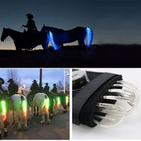 MOYLOR 100CM Horse Tail USB Light Chargeable LED Crupper Hor...
