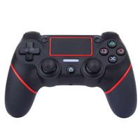 جديد وصول بلوتوث تحكم لعبة لاسلكية ل ps4 تحكم جويستيك غمبد ل playstation 4 ل Dualshock 4 و r25 الكمبيوتر