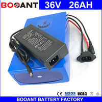 BOOANT EU US Free Customs 36V 26AH E- Bike Li- ion Battery pac...