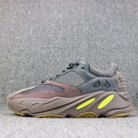 Mauve 700 Wave Runner B75571 2018 Best Quality Kanye West Ca...