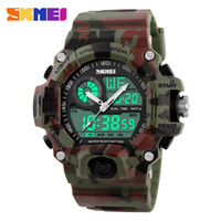 New 2018 SKMEI Brand Men Sports Watches Digital And Quartz L...
