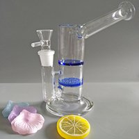 Hot sell great quality and cheap glass bong glass smoking pi...