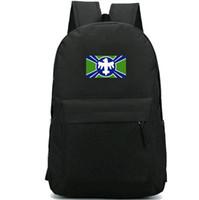 Terran Federation backpack United Citizen day pack بارد حقيبة مدرسية لطيفة packsack أوقات الفراغ حقيبة الظهر الرياضة المدرسية daypack في الهواء الطلق