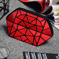 Mu lang the new style Korean series PVC zipper semicircle ca...