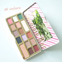 Makeup eye shadow palette 16 color face White Chocolate Bar ...