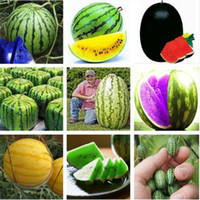 12 Kinds Rare Chinese Watermelon Seeds Can to be Choose Delicious Fruit Water Melon Seeds Bonsai Plants Seeds - 30 pcs bag