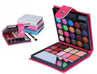 Women Makeup Glitter Eyeshadow Palette 32 colors Fashion Eye...