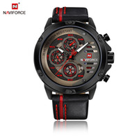 DHL NAVIFORCE Mens Watches Top Brand Luxury Waterproof 24 ho...