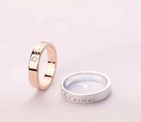 Ag925 pure silver Top quality paris design ring with one dia...