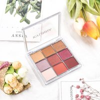 Factory direct Newest eyeshadow palette Shimmer Matte Natura...