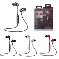 Magnet M7 Bluetooth Earphones Sweatproof Wireless Earbuds Wi...