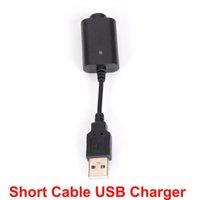 Cargador USB inalámbrico de AAA + EGO EGO, cargador USB de cigarrillo para Bud Touch Lo Mix2 L10 Precalentamiento de las baterías 510 Vape Pen Ecig mods