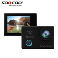SOOCOO C50 Action 4K 24fps Sports Camera Wifi Gyro Adjustabl...