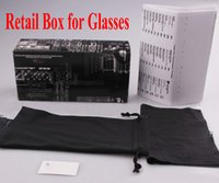 Sunglasses Retail Packages with box, case, cloth, Good qualit...
