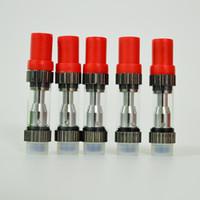 Amigo Liberty V1 Vape Pen Cartucce di olio denso Atomizzatori di cera Vaporizzatore di vetro Vape Tank Cartridge 0.5ml 1.0ml Atomizzatore per 510 batteria filo